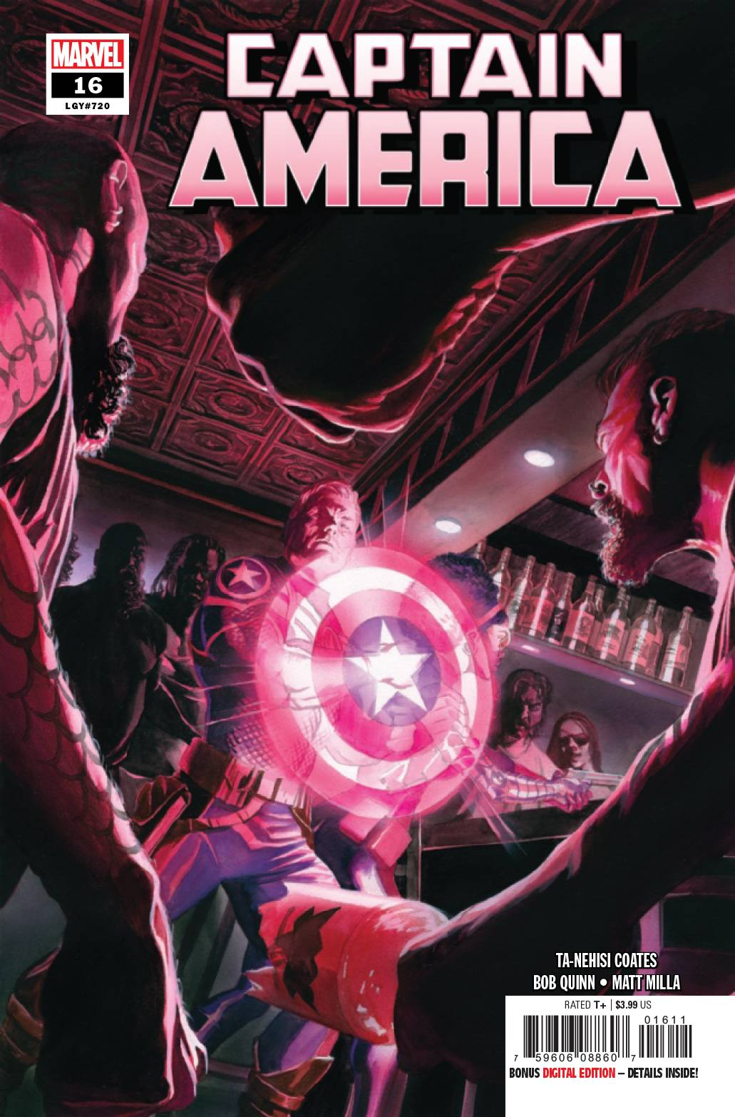 Captain America #16 (2019)