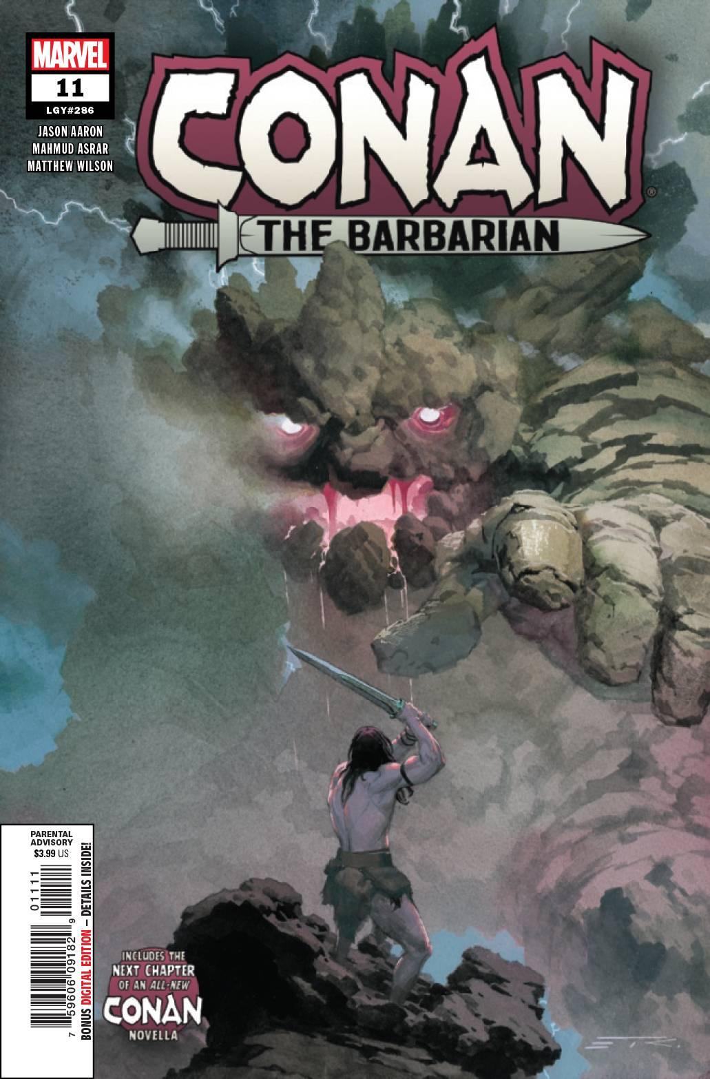 Conan The Barbarian #11 (2019)