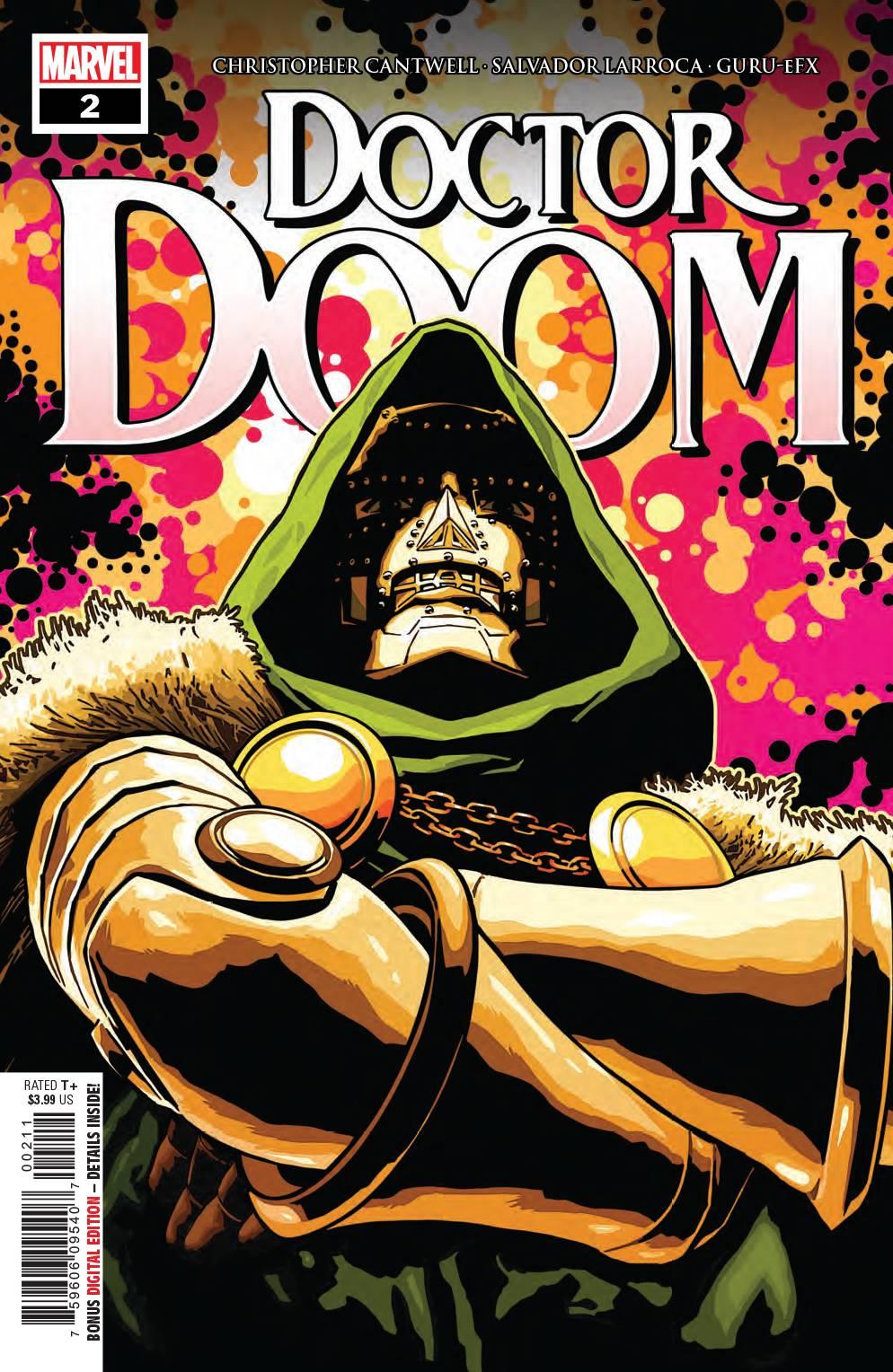 Doctor Doom #2 (2019)