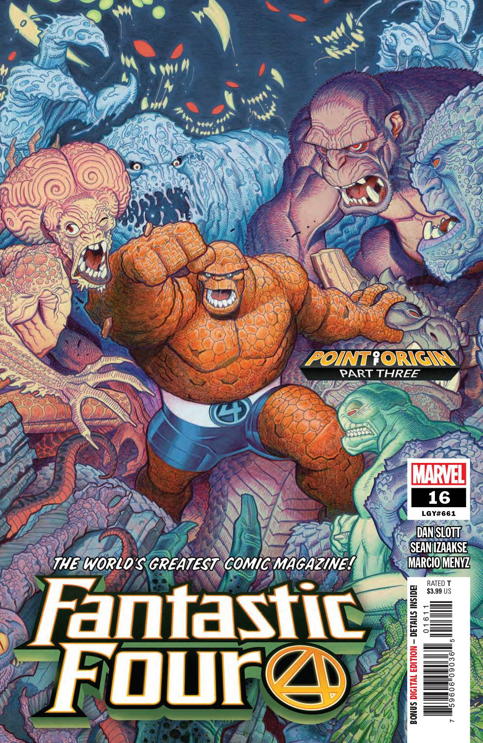Fantastic Four #16 (2019)