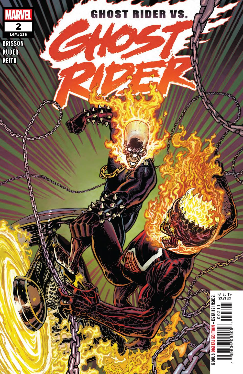 Ghost Rider #2 (2019)