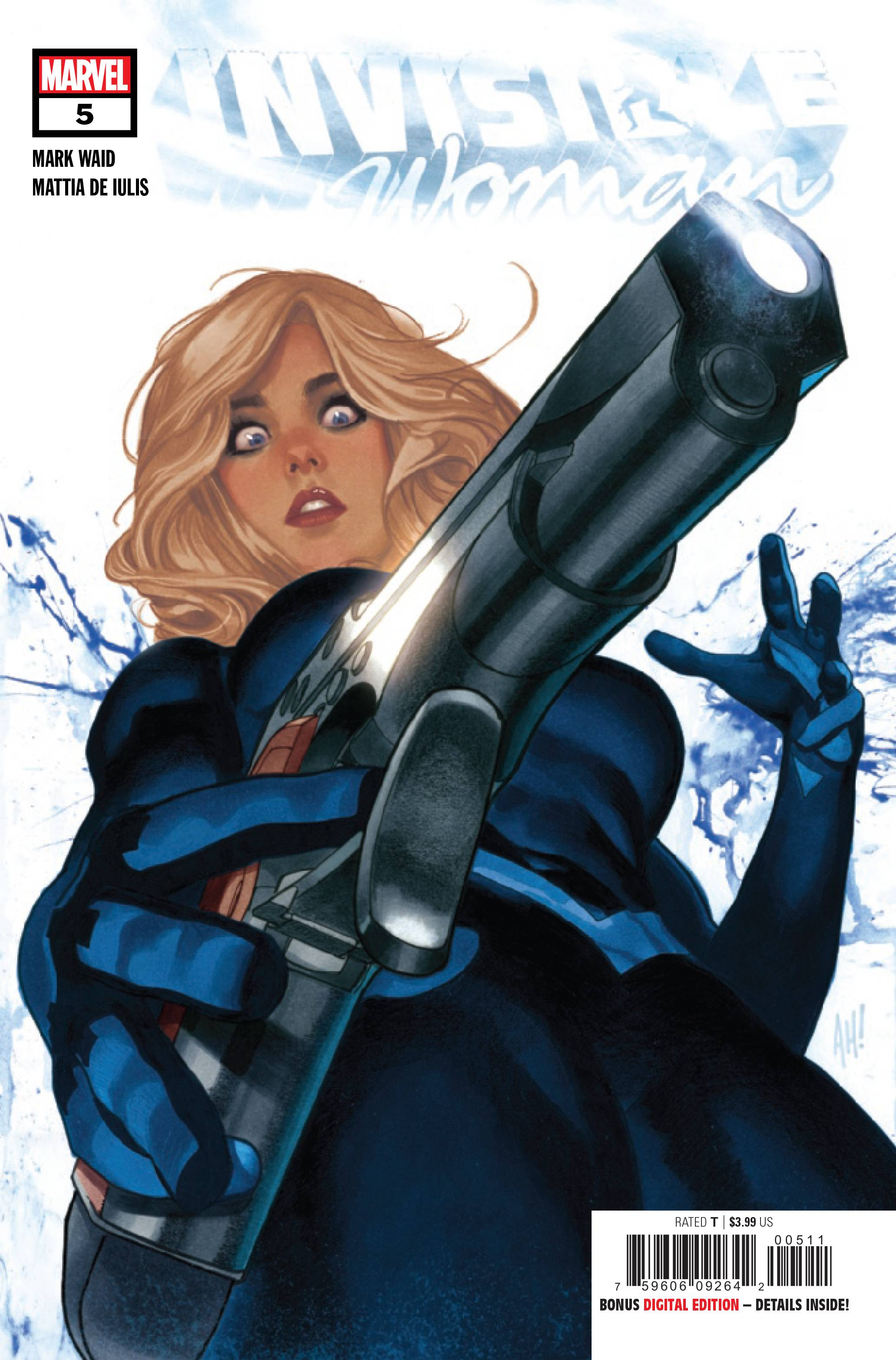 Invisible Woman #5 (2019)