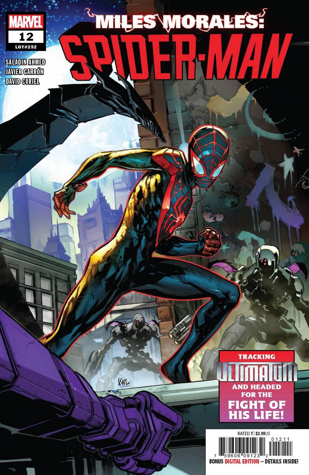 Miles Morales: Spider-Man #12 (2019)