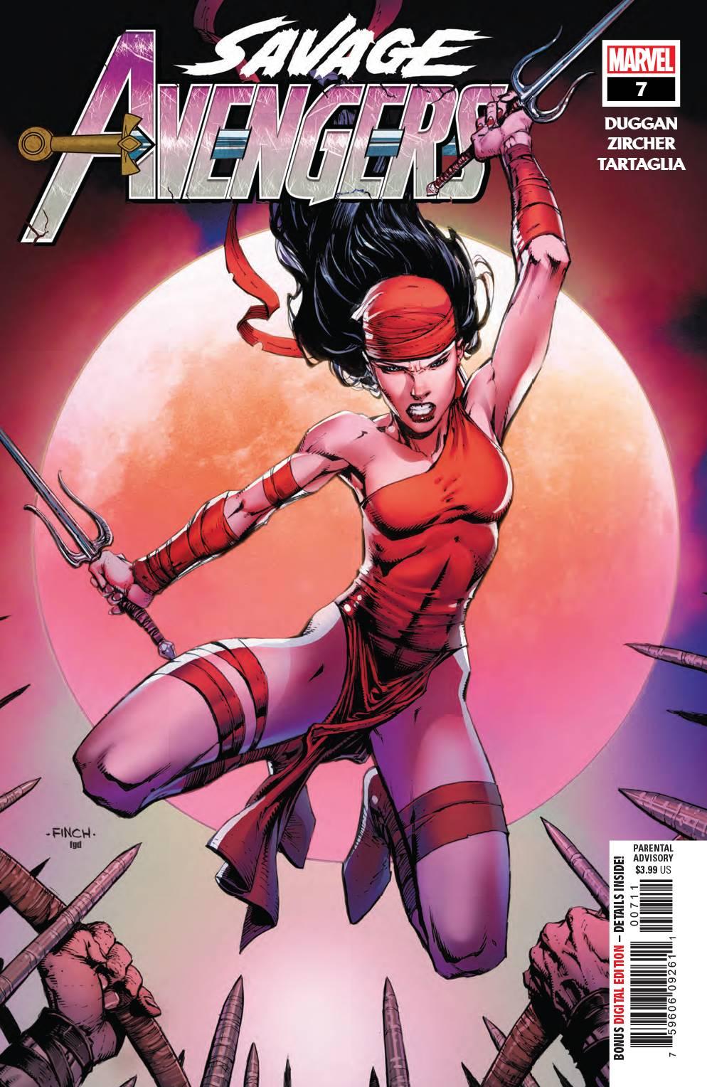 Savage Avengers #7 (2019)