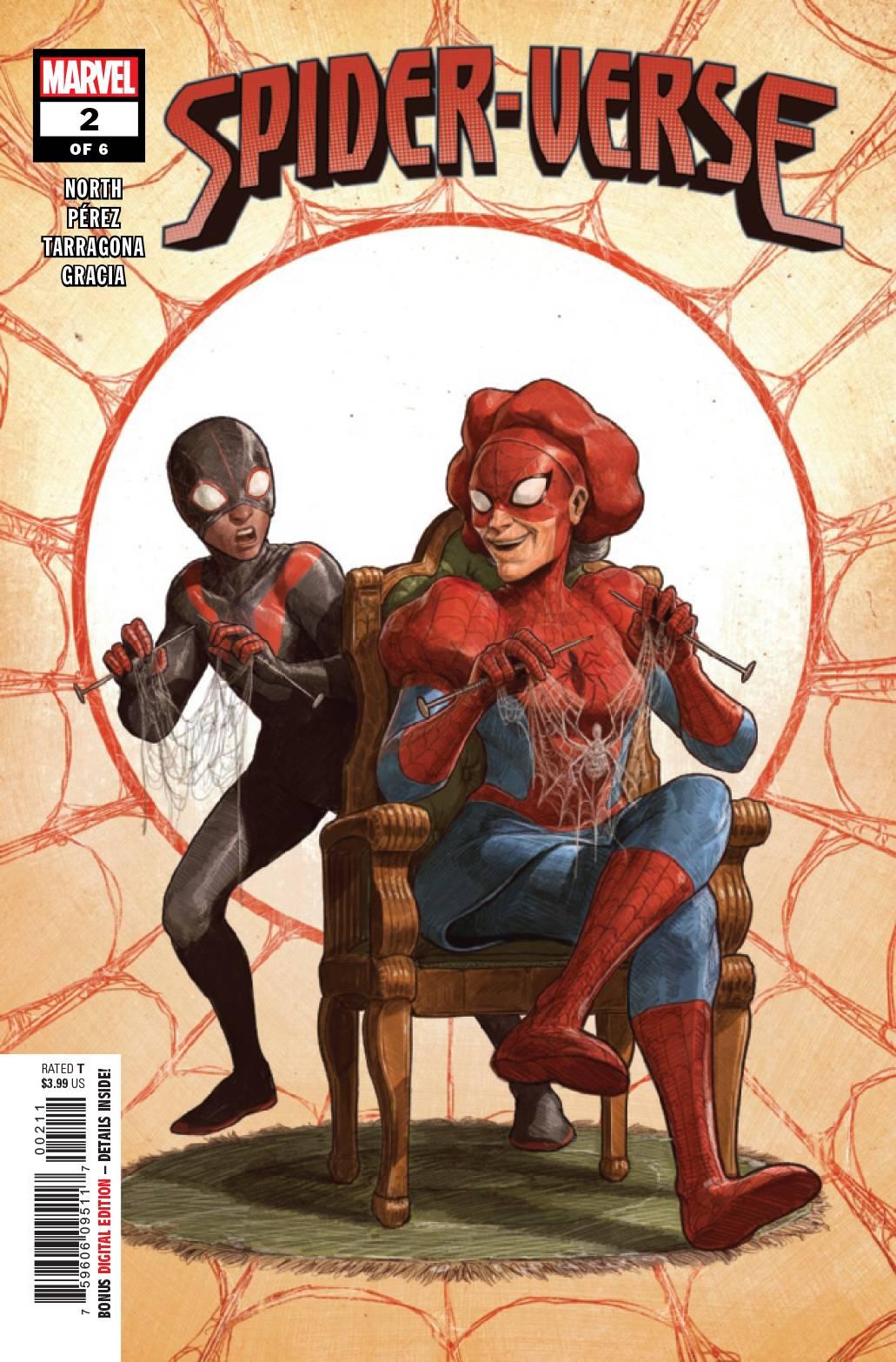 Spider-Verse #2 (2019)