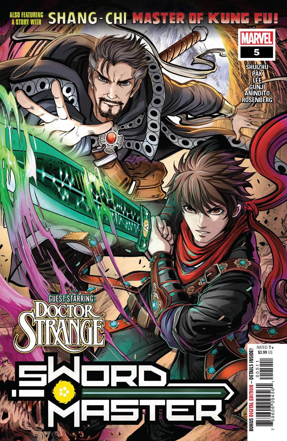 Sword Master #5 (2019)