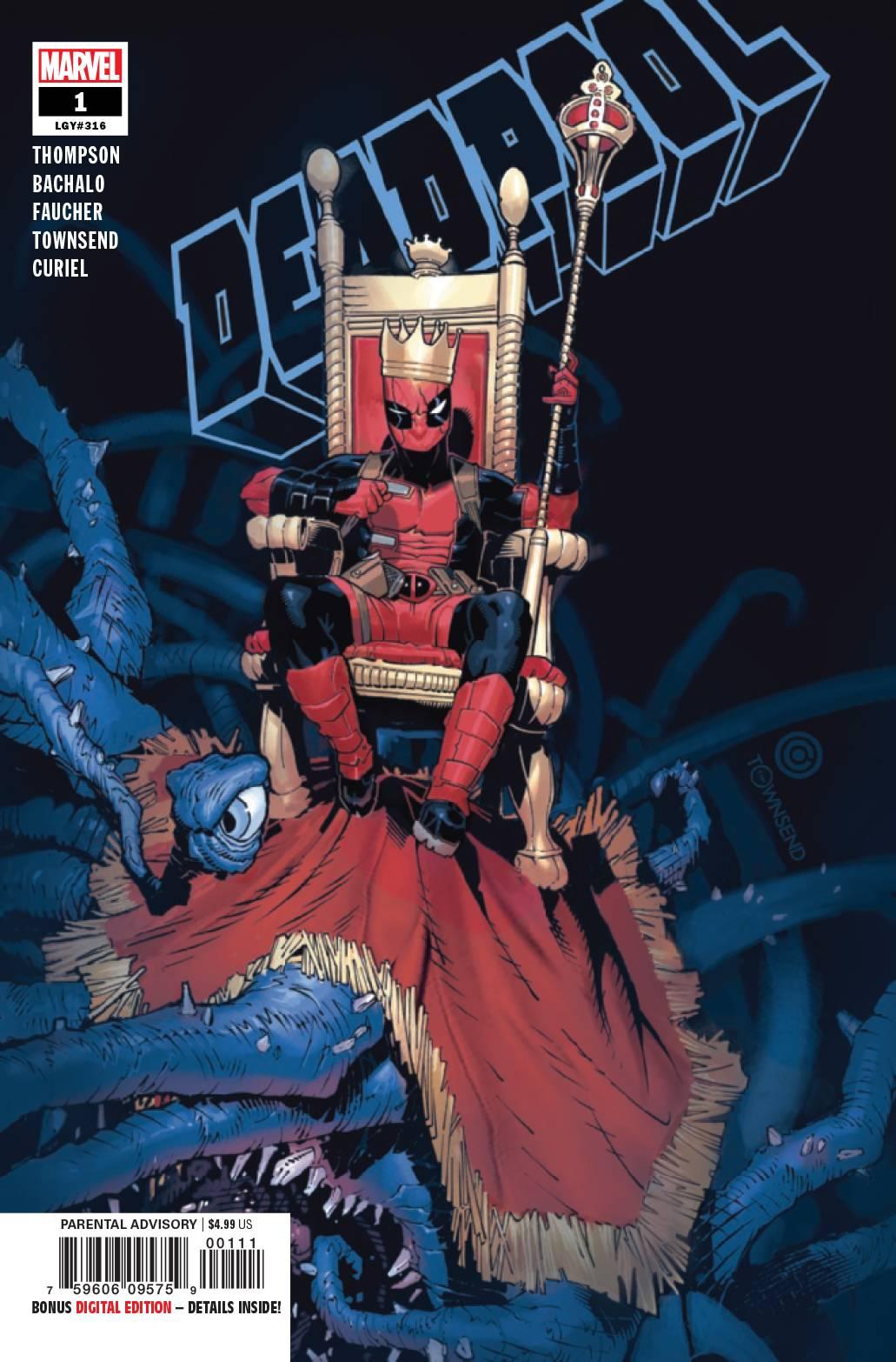 Deadpool #1 (2019)