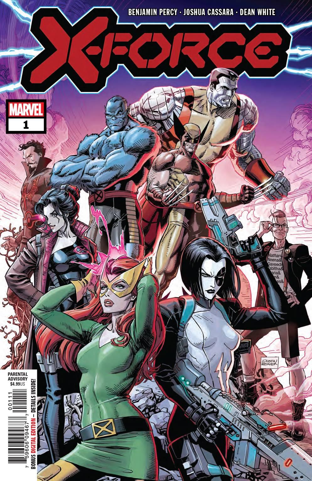 X-Force #1 (2019)