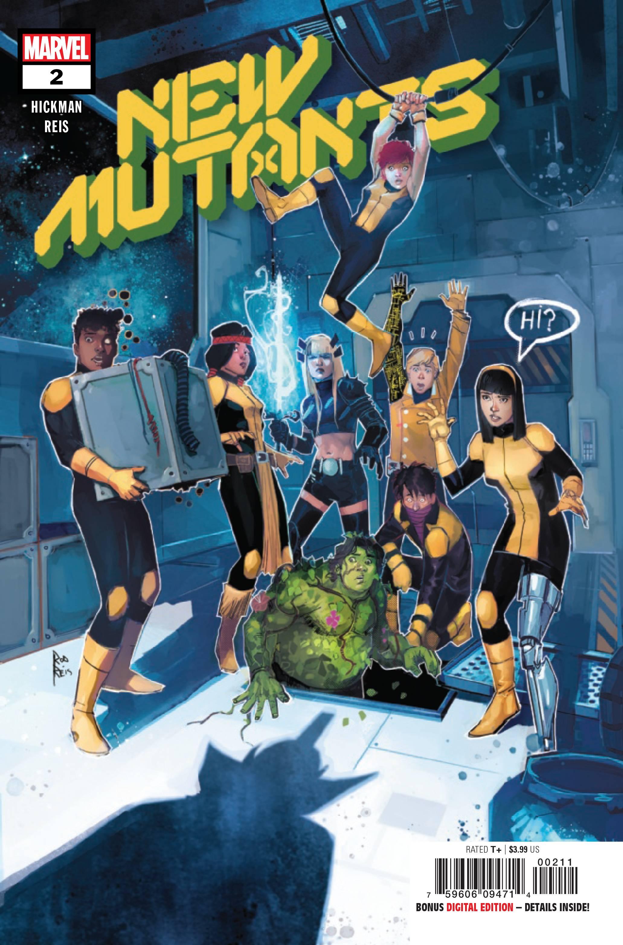 New Mutants #2 (2019)