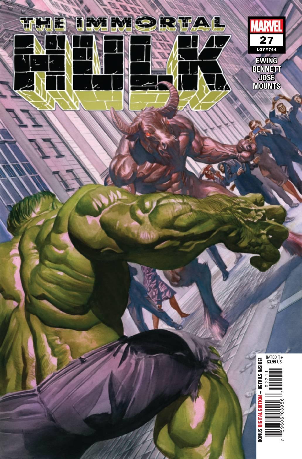 The Immortal Hulk #27 (2019)