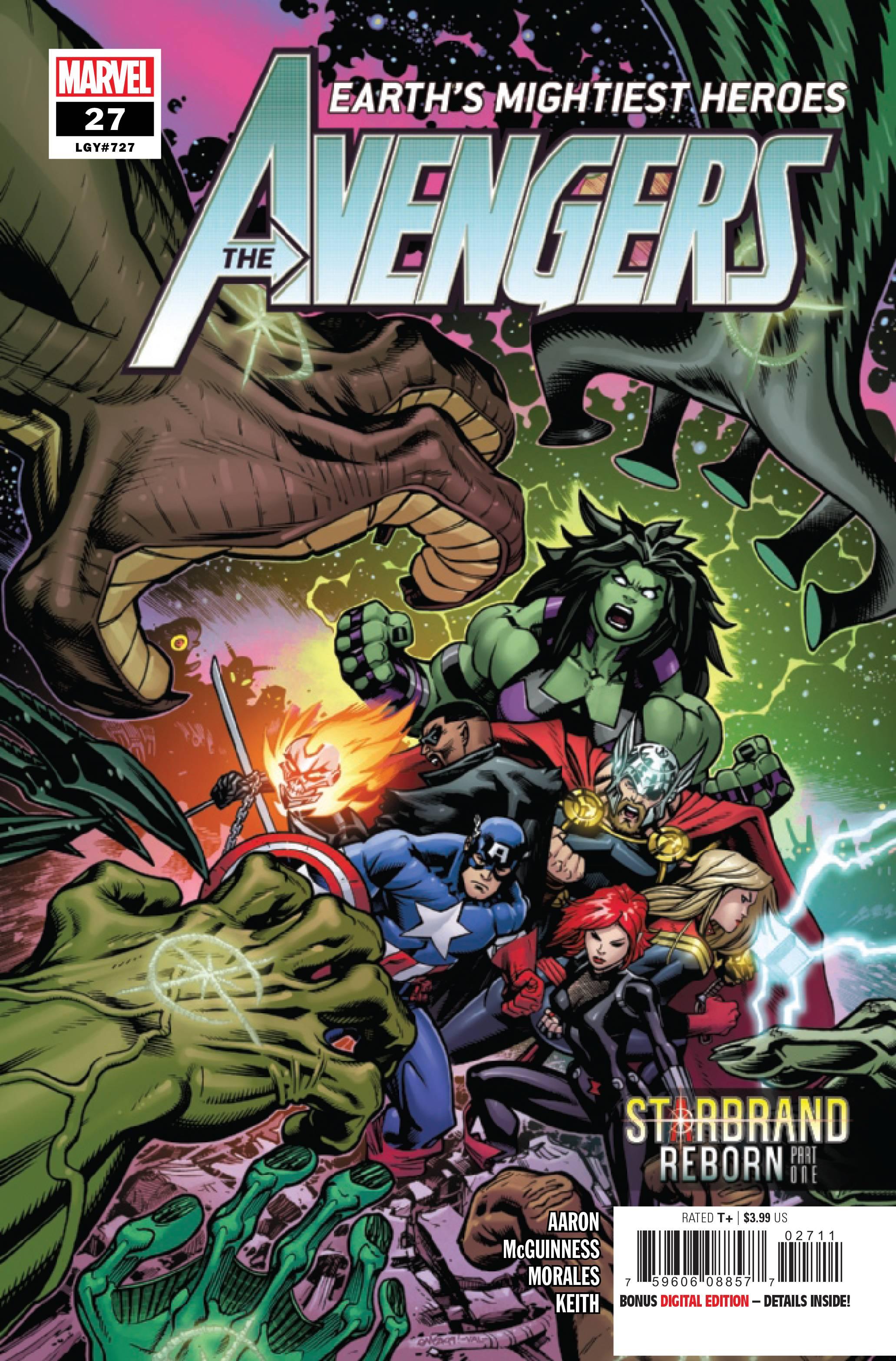 Avengers: Earth's Mightiest Heroes #27 (2019)