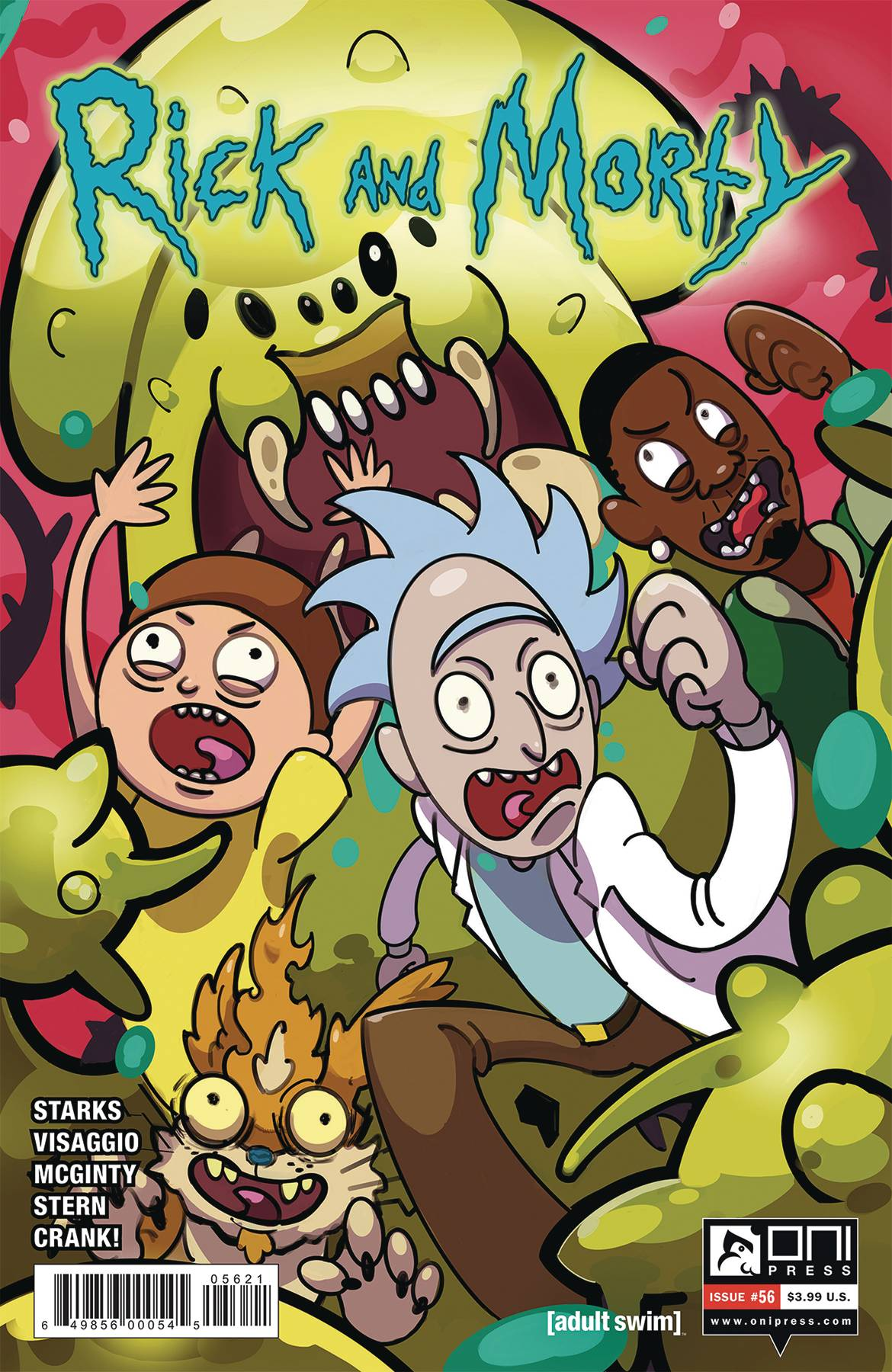 Rick and Morty #56 (2019)