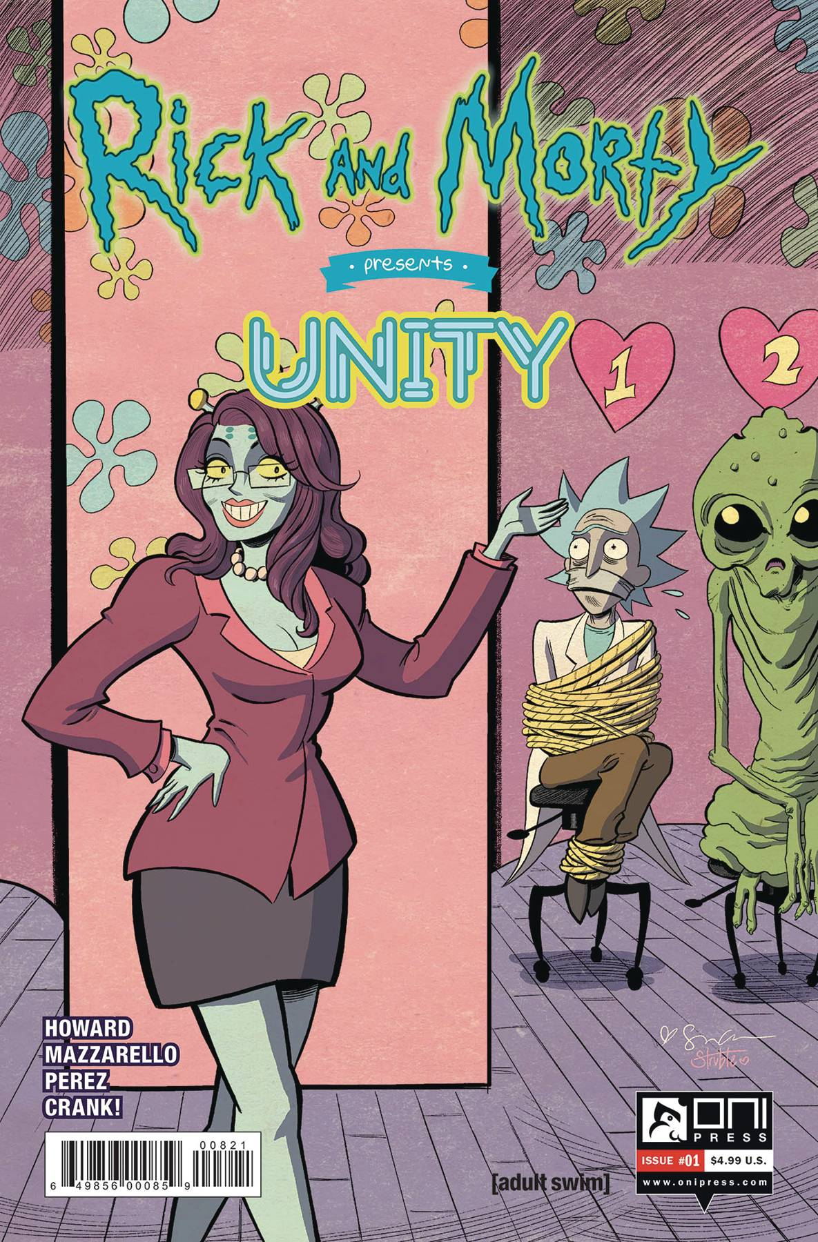Rick And Morty Presents: Unity #1 (2019)