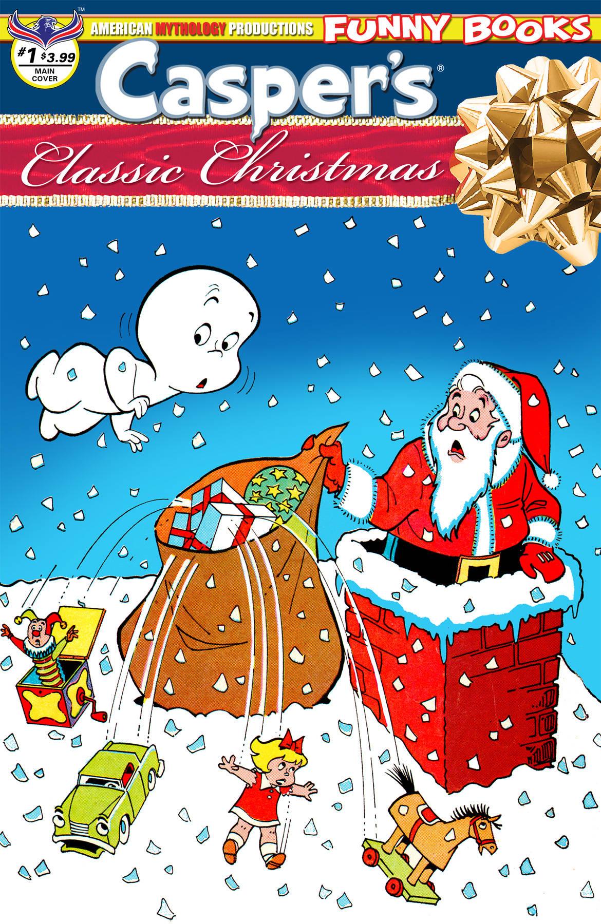 Casper Classic Christmas #1 (2019)