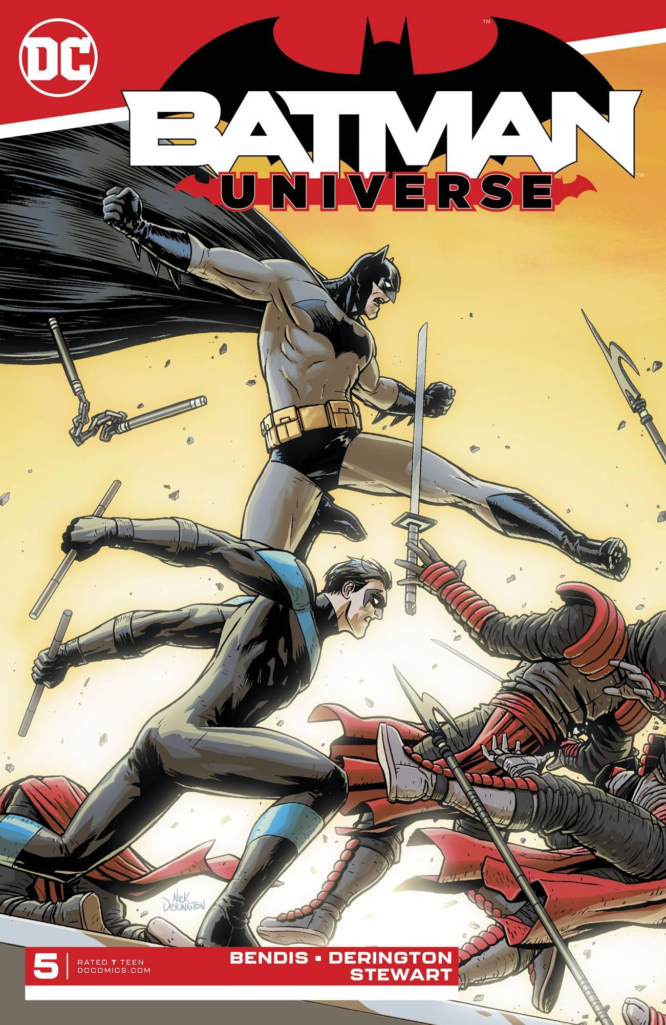 Batman Universe #5 (2019)