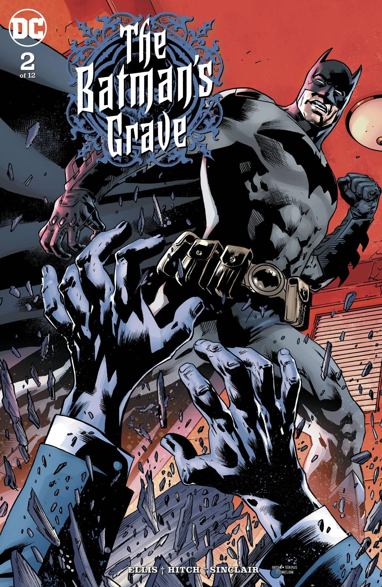 The Batman's Grave #2