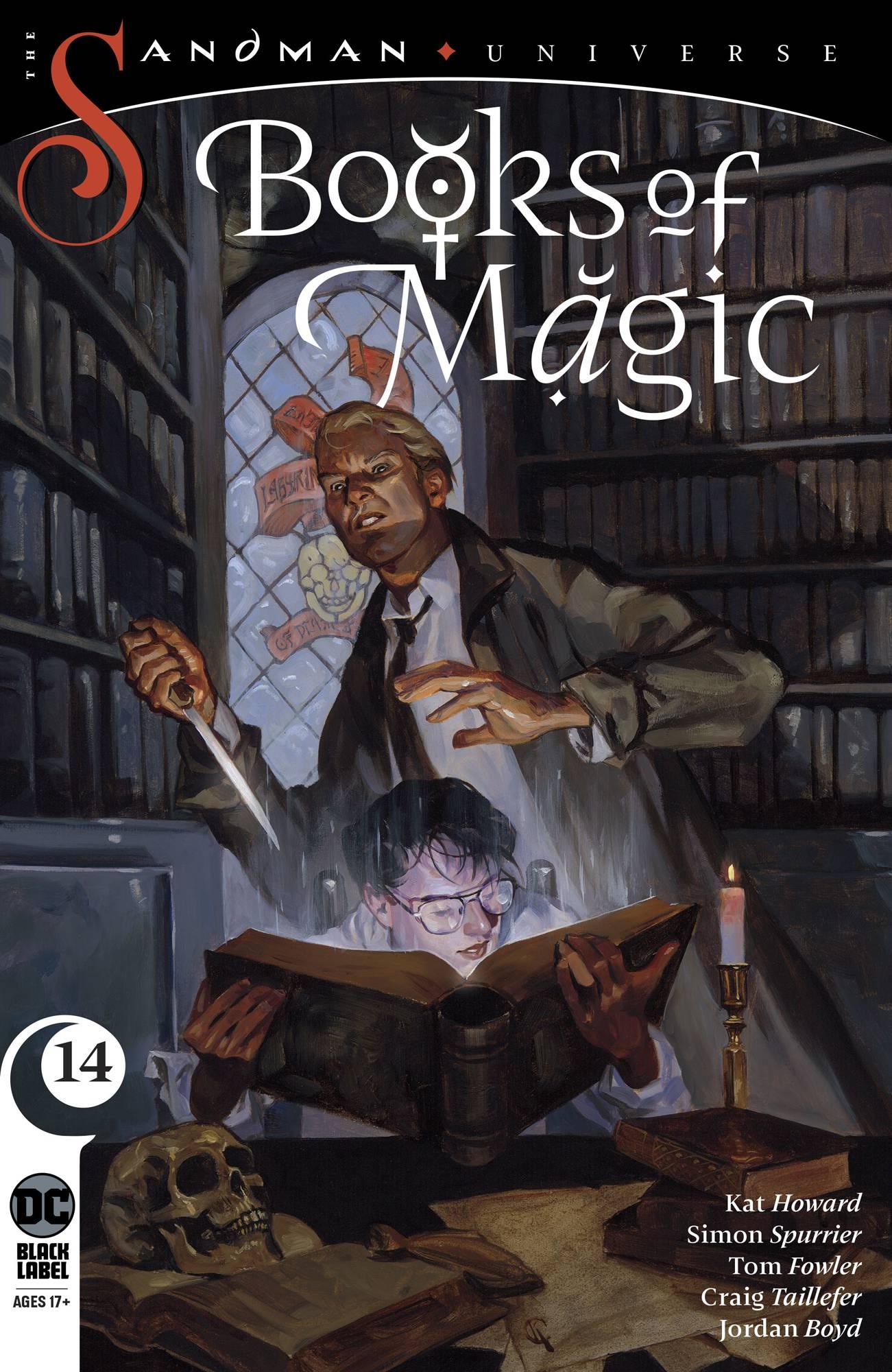 Books Of Magic #14 (2019)