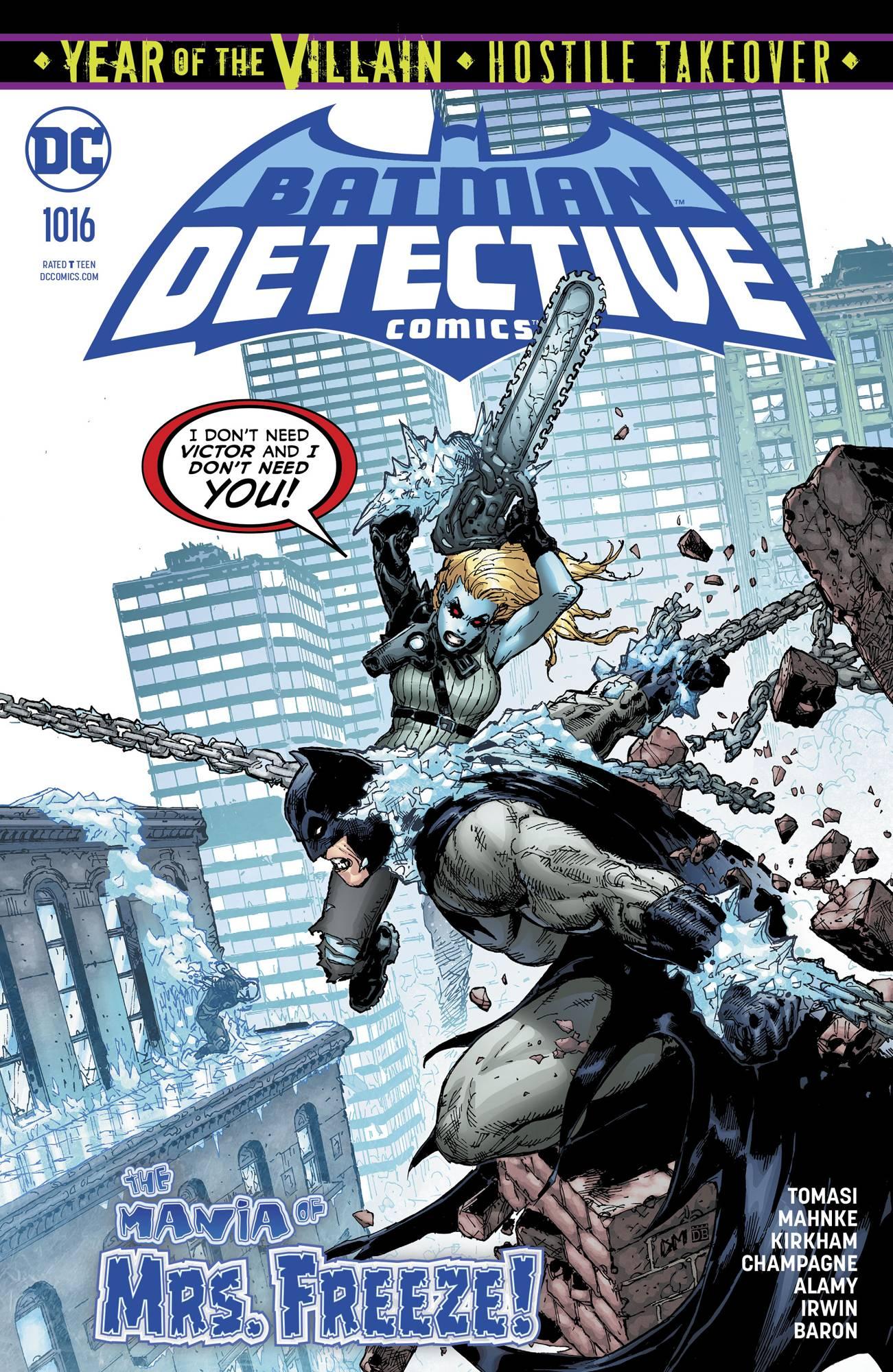 Detective Comics #1016 (2019)