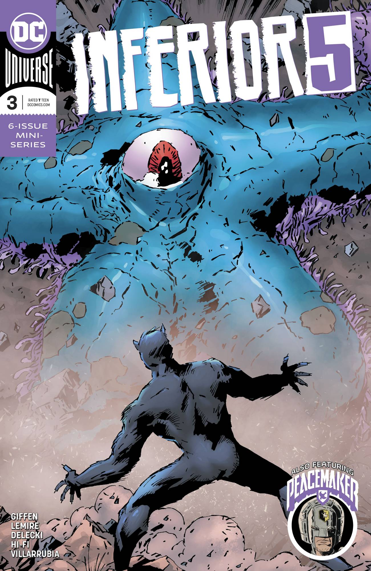 Inferior Five #3 (2019)