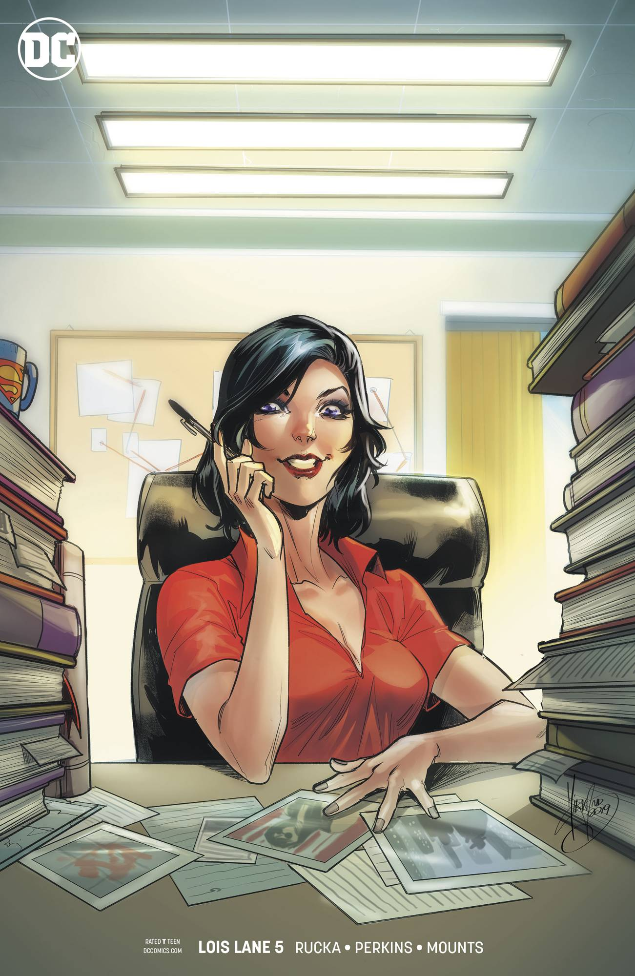 Lois Lane #5 (2019)