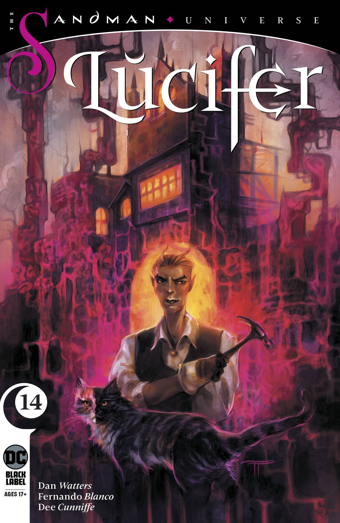 Lucifer #14 (2019)