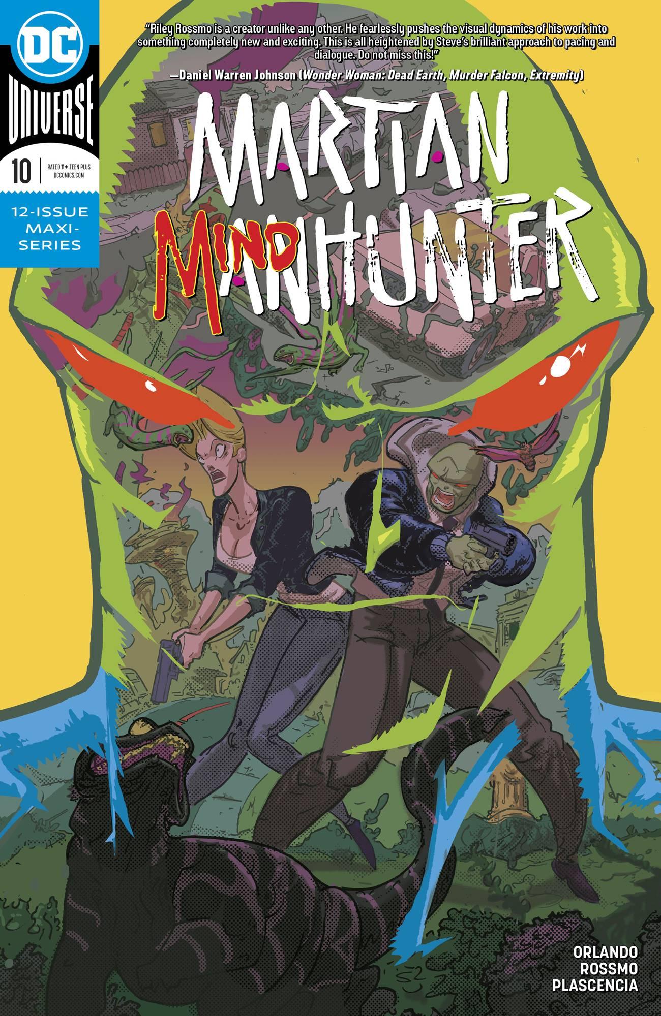 Martian Manhunter #10 (2019)
