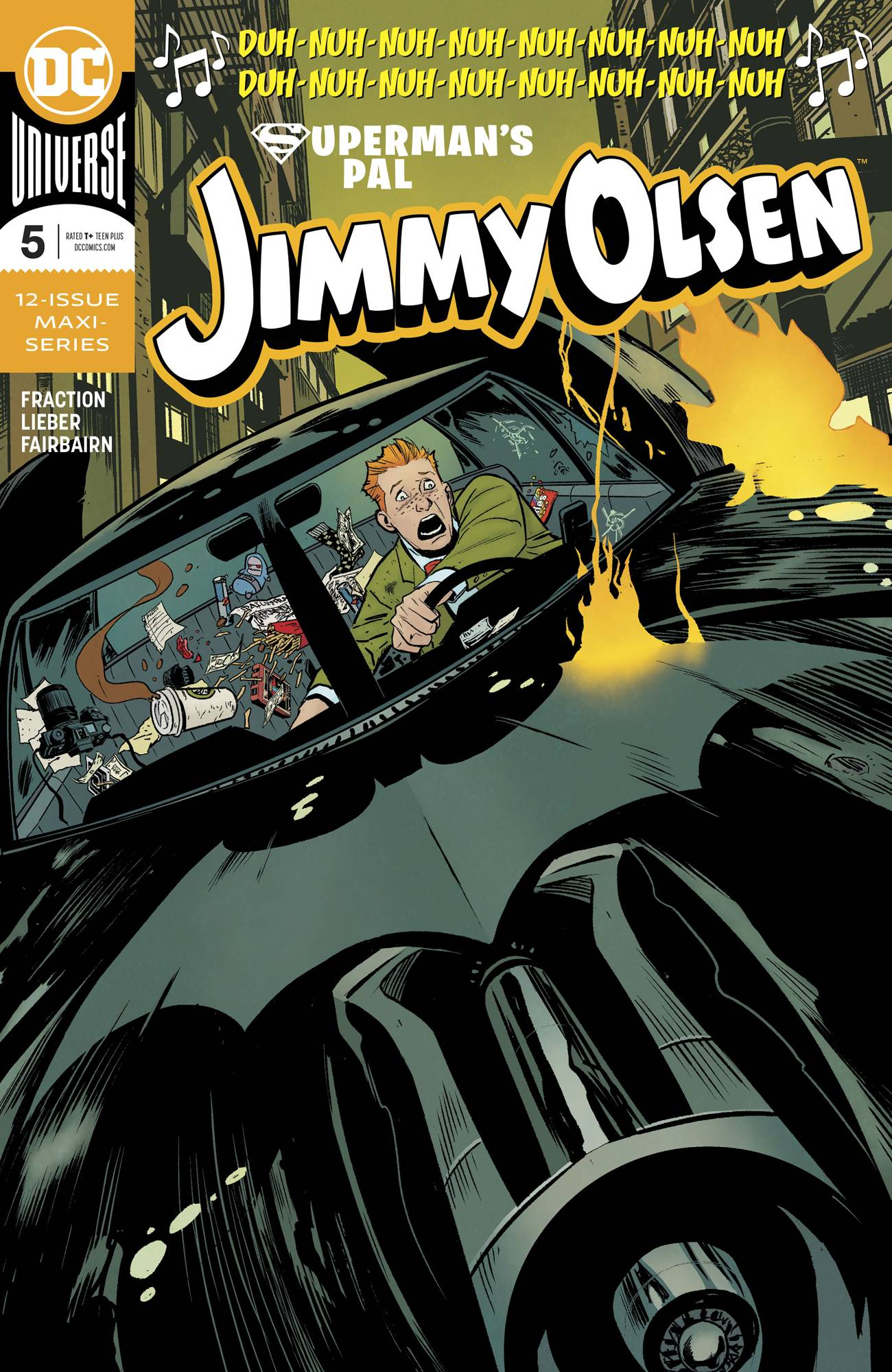 Superman's Pal, Jimmy Olsen #5 (2019)