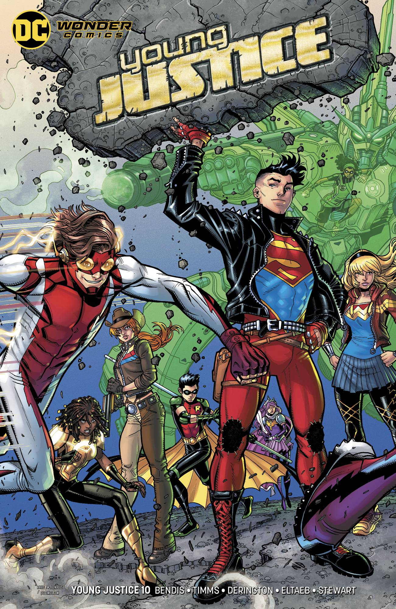 Young Justice #10 (2019)
