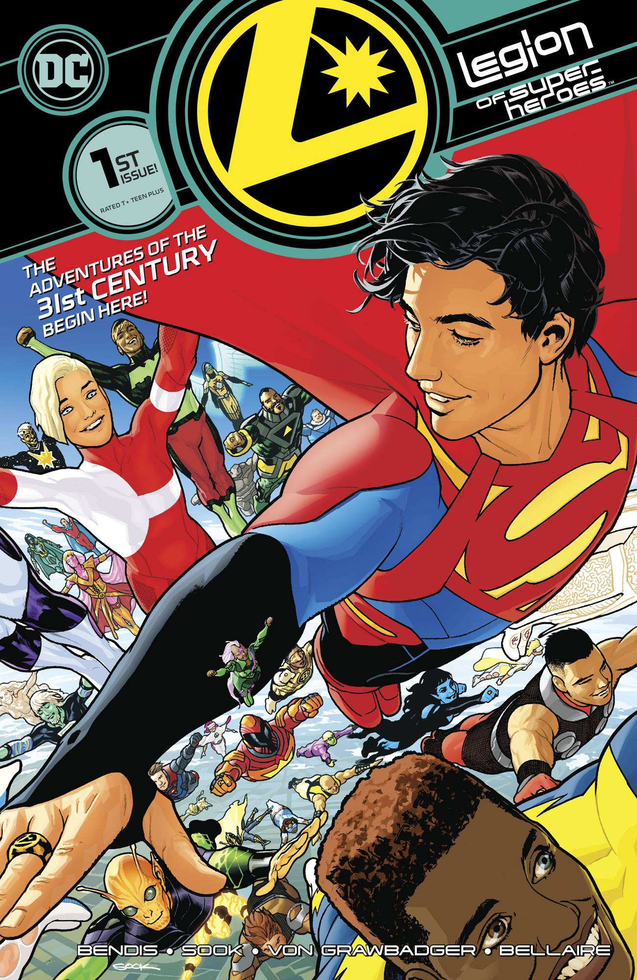 Legion Of Super Heroes #1 (2019)