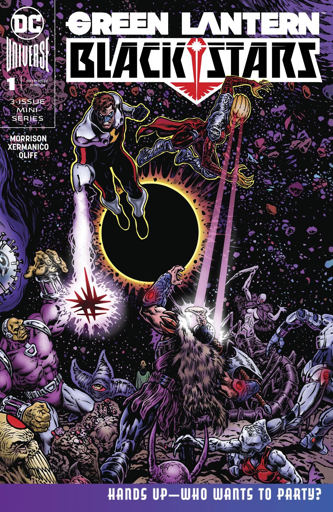 Green Lantern: Blackstars #1 (2019)