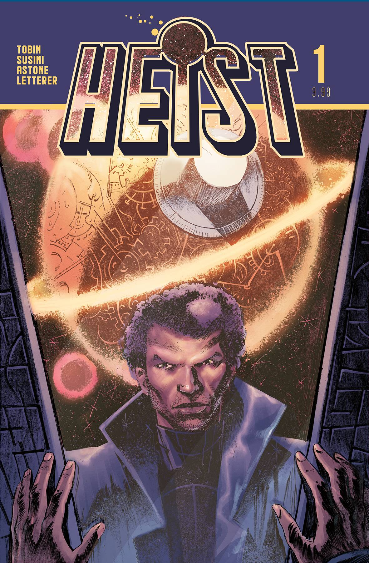Heist: How To Steal A Planet #1 (2019)