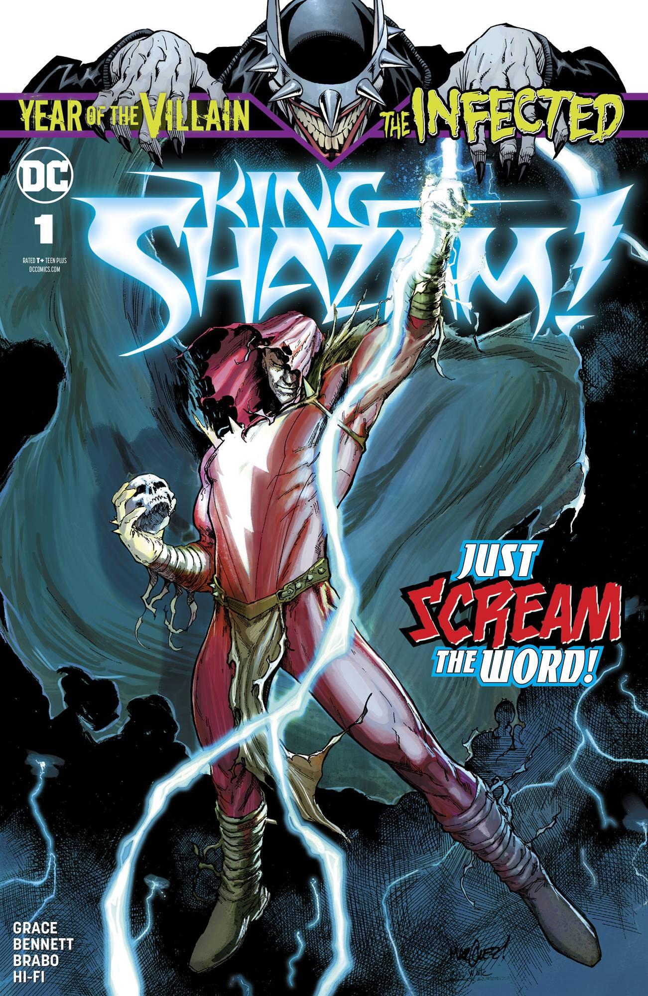 The Infected: King Shazam #1 (2019)
