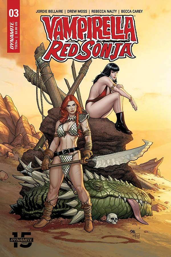 Red Sonja / Vampirella #3 (2019)