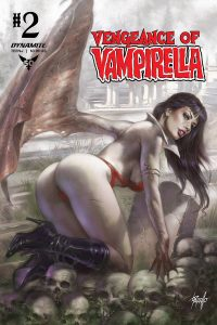 Vengeance Of Vampirella #2 (2019)