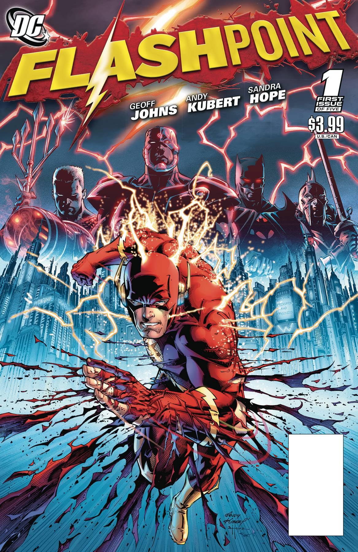 Dollar Comics: Flashpoint #1 (2019)