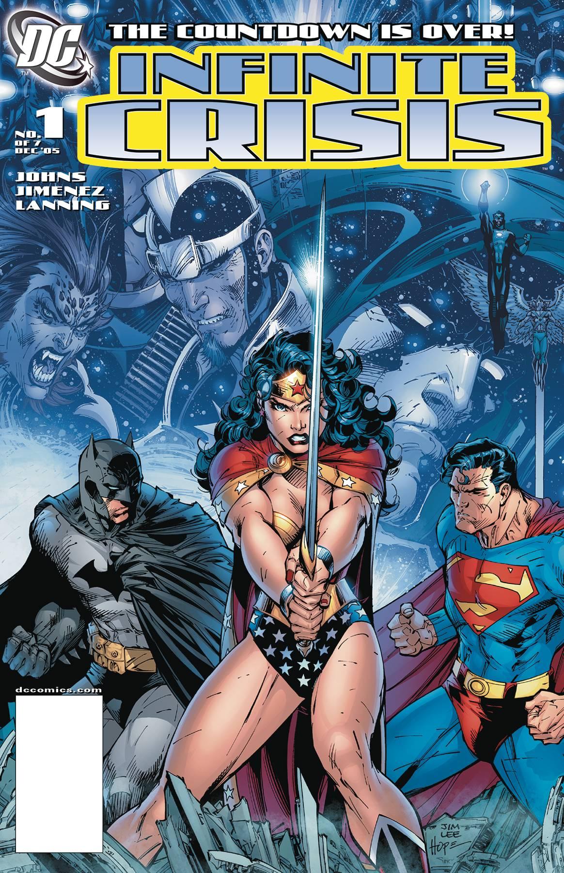 Dollar Comics: Infinite Crisis #1 (2019)
