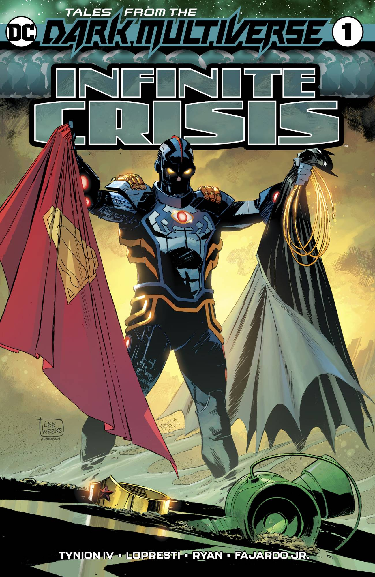 Tales From The Dark Multiverse: Infinite Crisis #1 (2019)