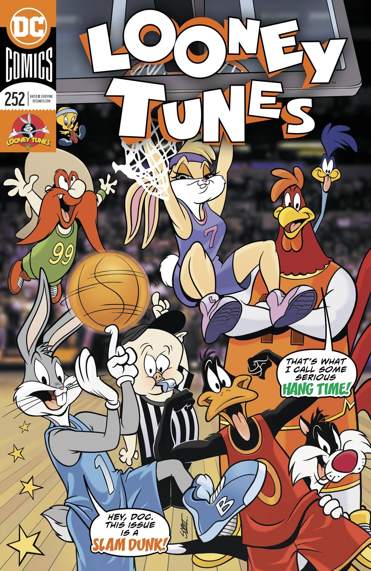 Looney Tunes #252 (2019)