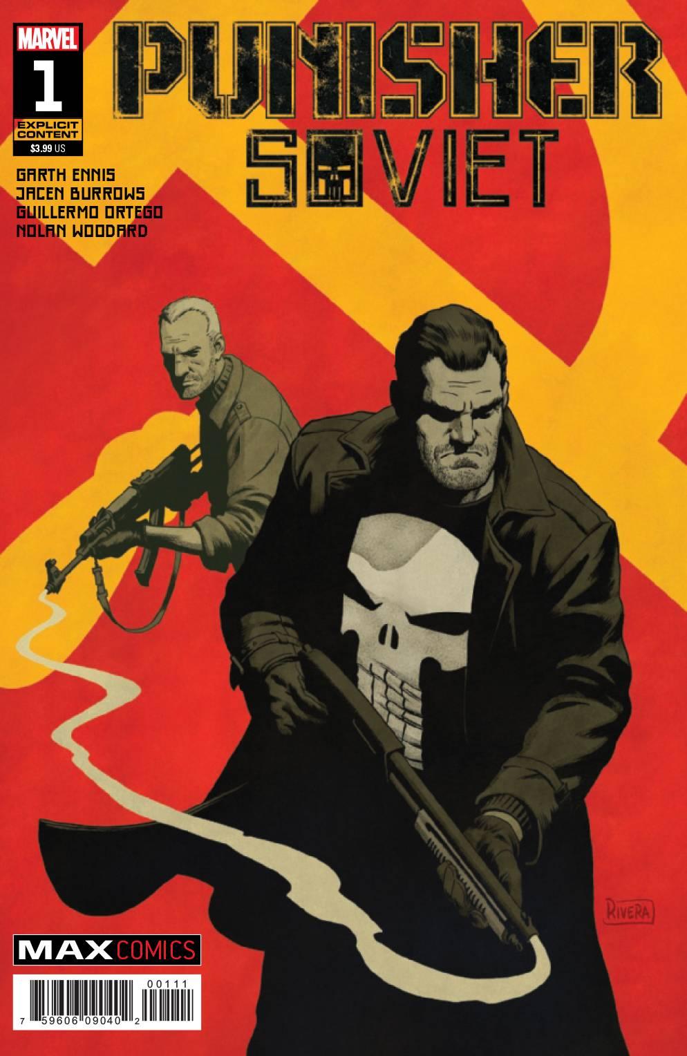Punisher: Soviet #1 (2019)