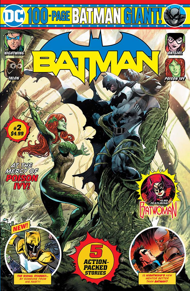 Batman 100-Page Giant (Walmart) #2 (2019)