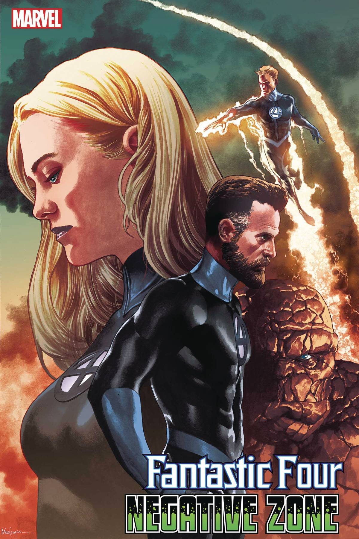 Fantastic Four: Negative Zone #1 (2019)