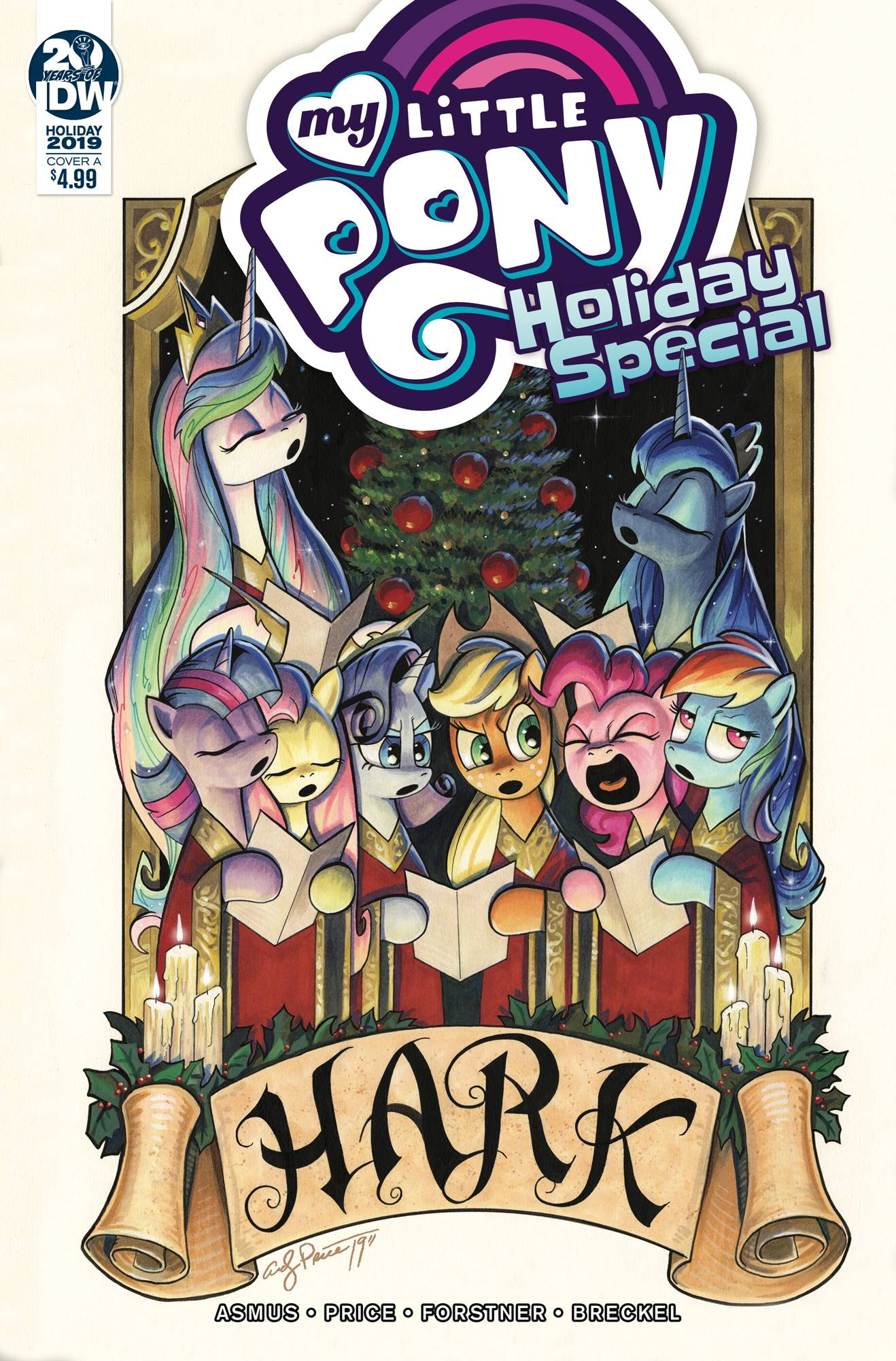 My Little Pony Holiday Special #1 (2019)