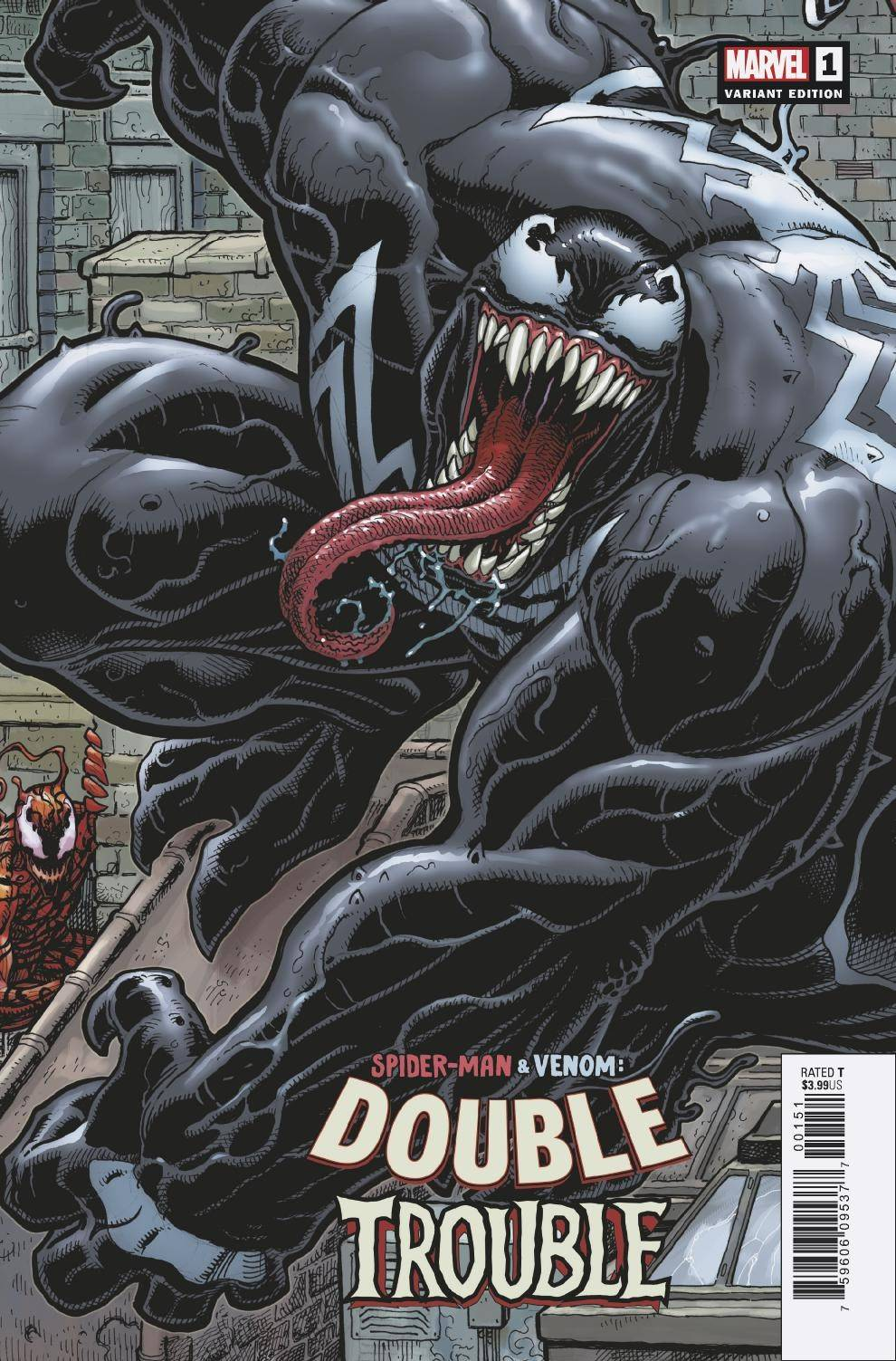 Spider-Man & Venom: Double Trouble #1 (2019)