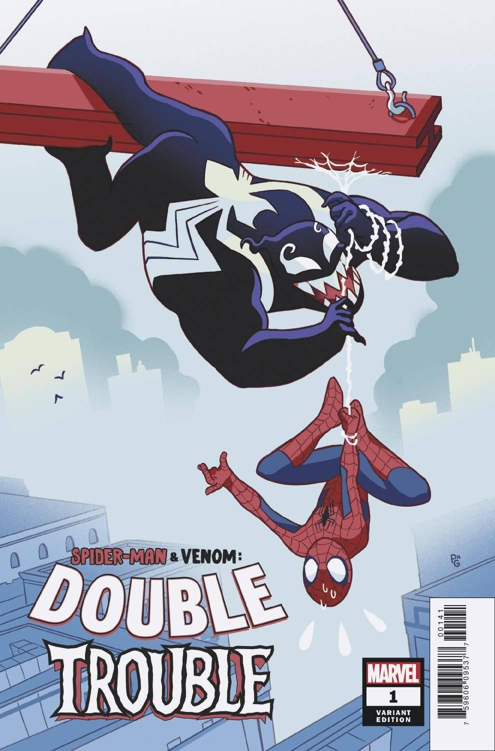 Spider-Man & Venom: Double Trouble #1 (2019)