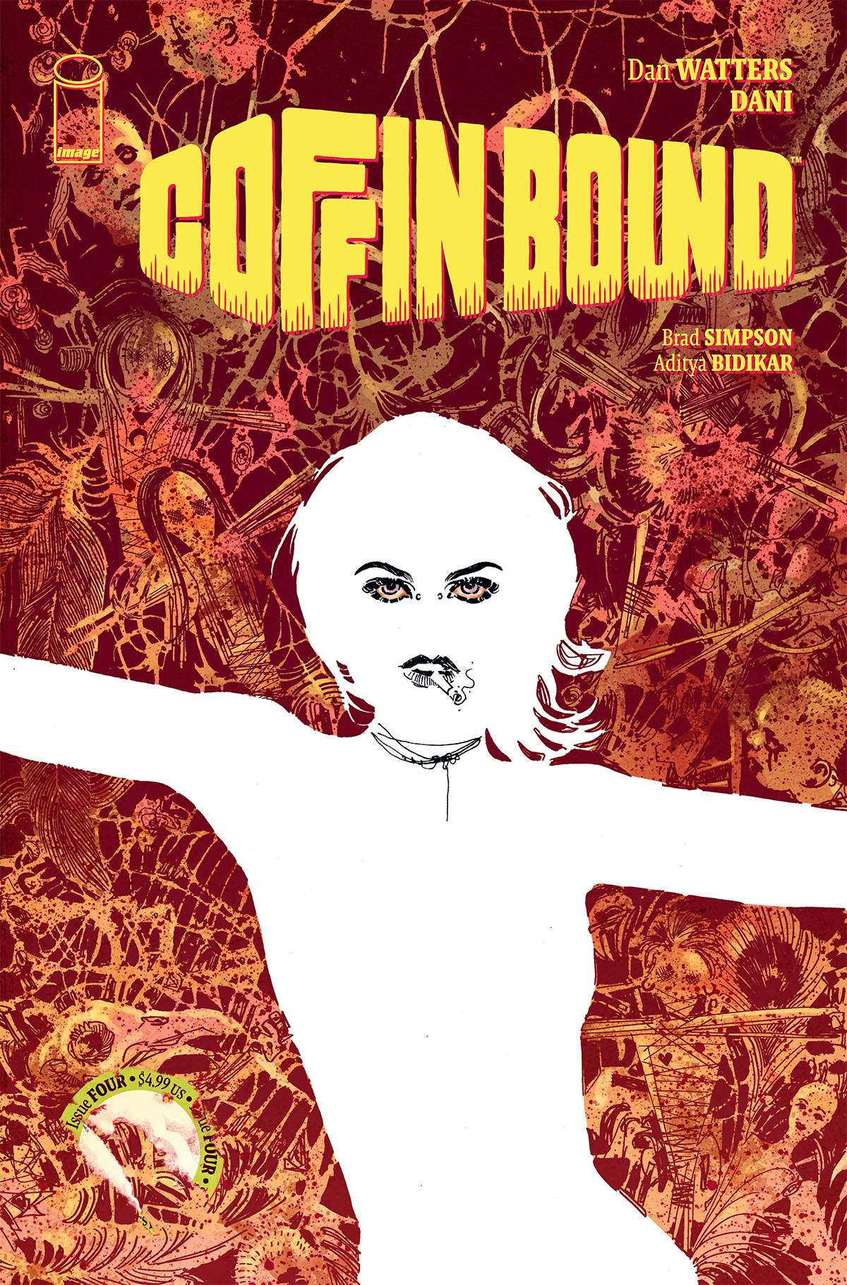 Coffin Bound #4 (2019)
