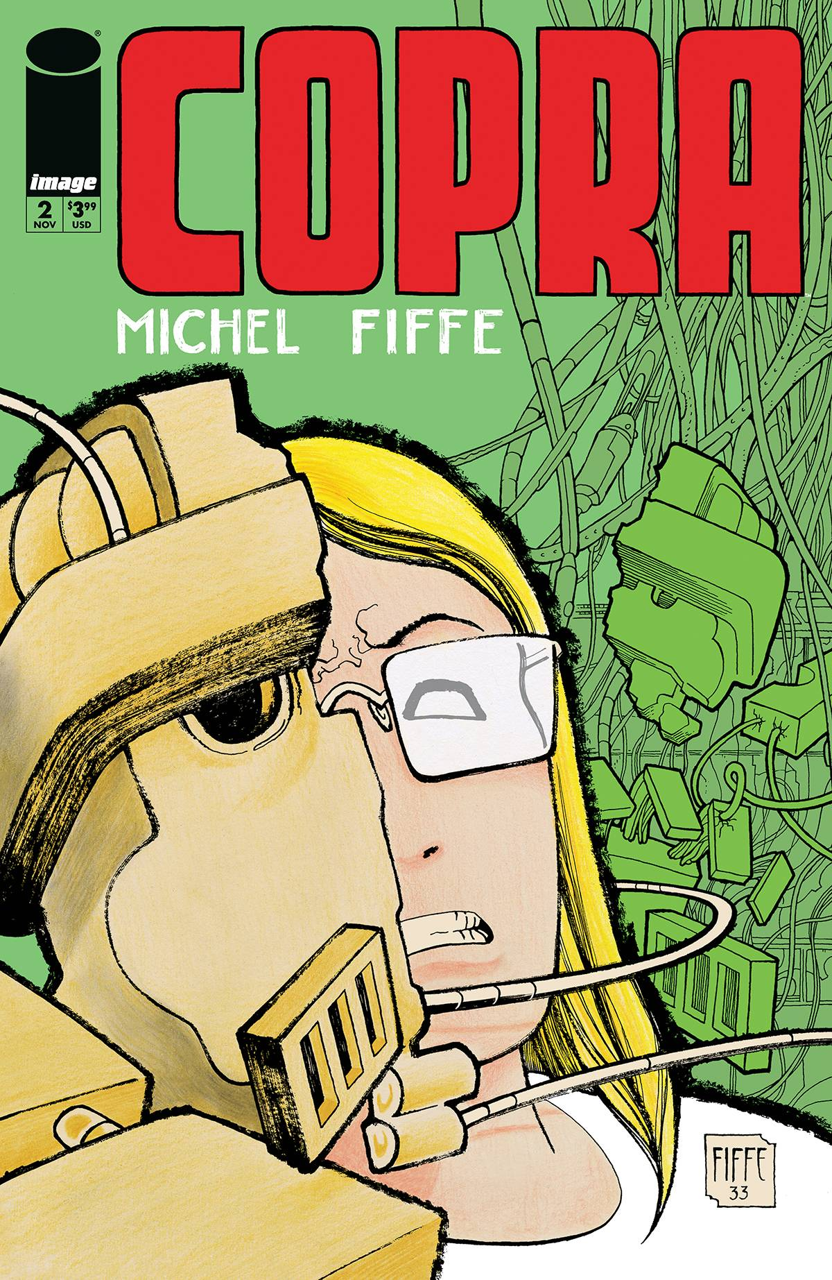 Copra #2 (2019)