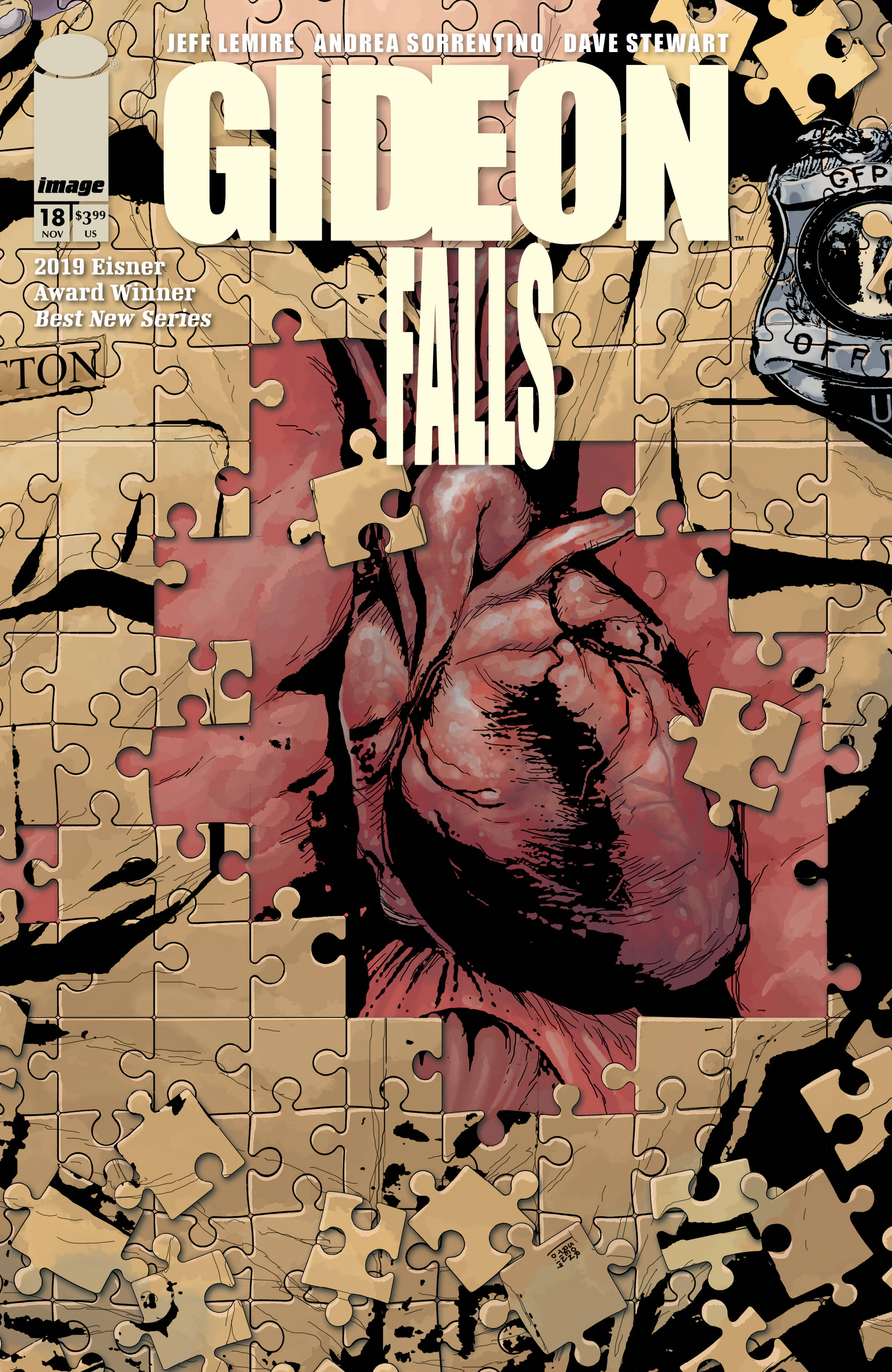 Gideon Falls #18 (2019)