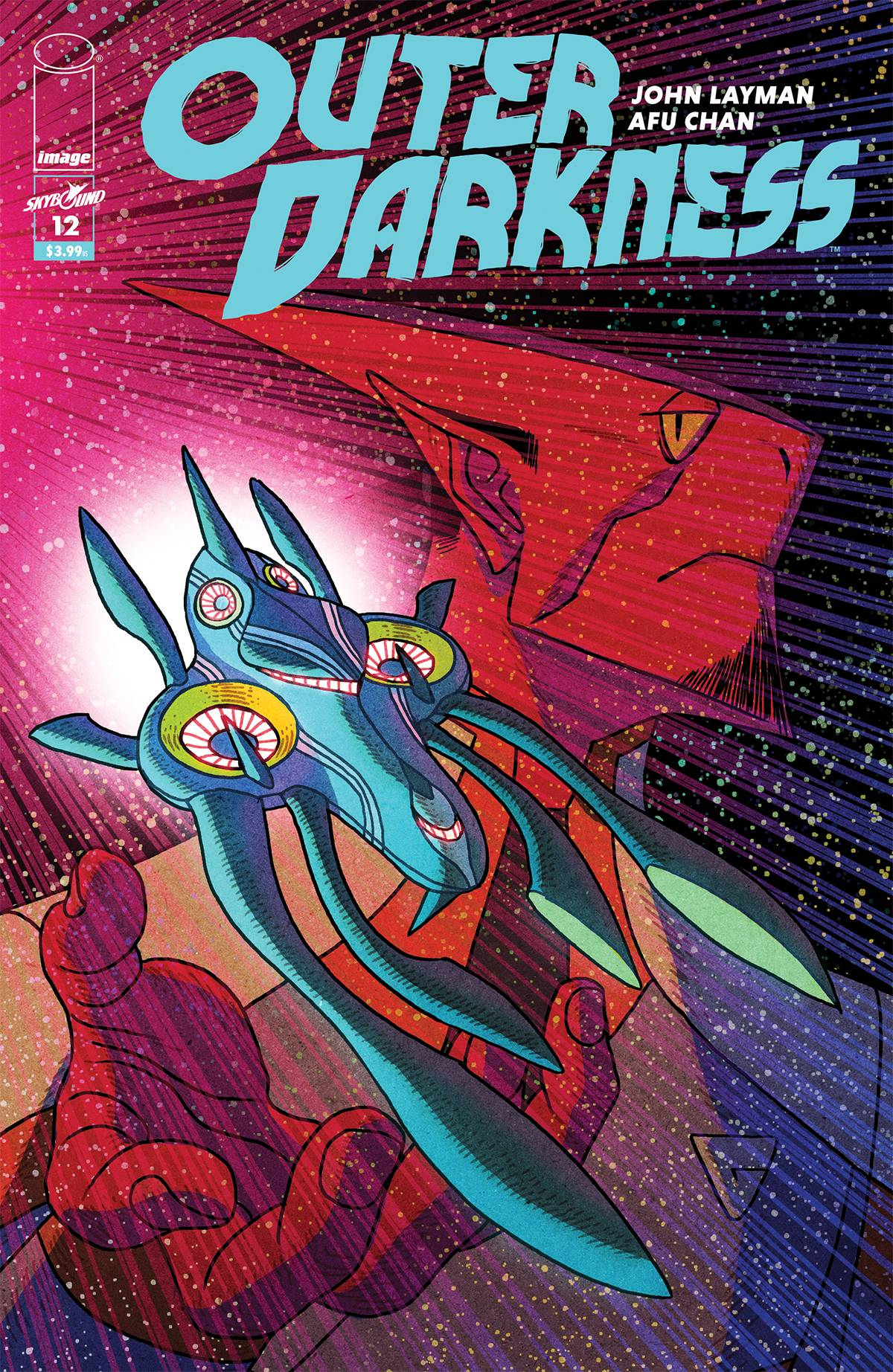 Outer Darkness #12 (2019)