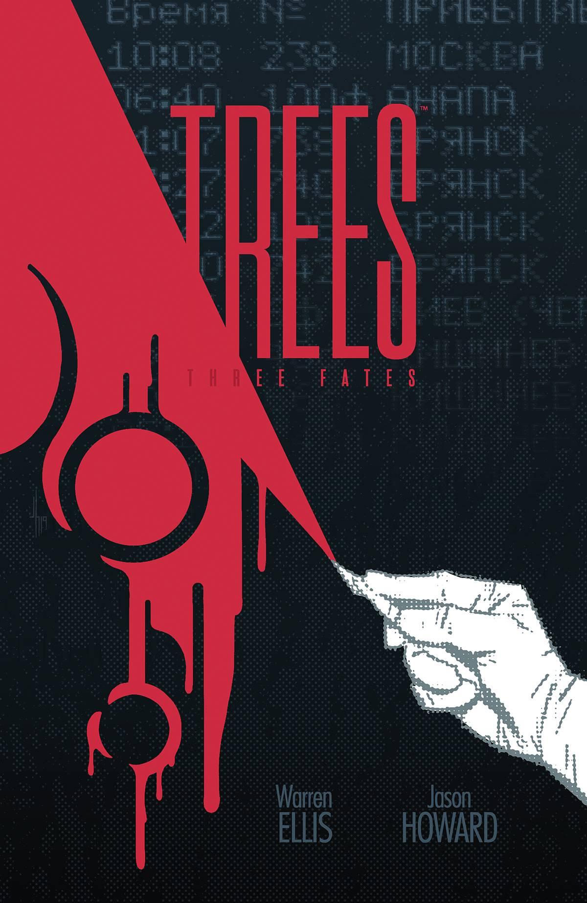 Trees: Three Fates #3 (2019)