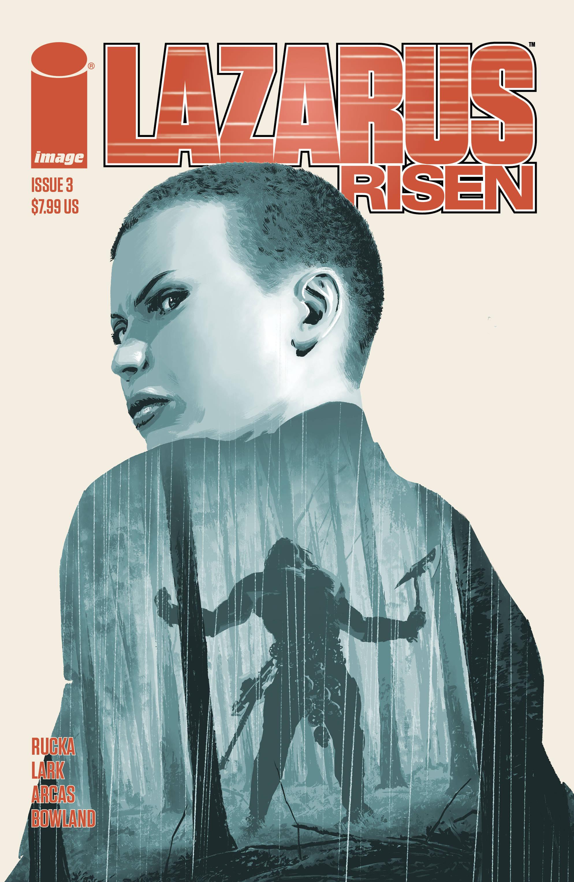 Lazarus Risen #3 (2019)